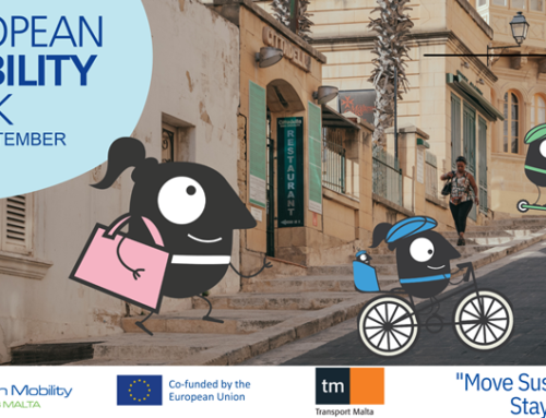Dr. Edward Duca spoke at 'Safe and Healthy with Sustainability Mobility in Malta'