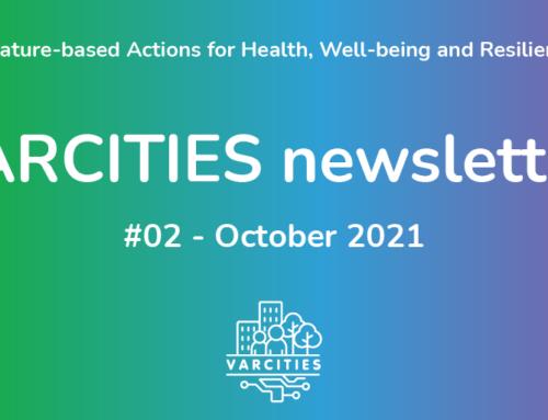 VARCITIES Newsletter – October 2021